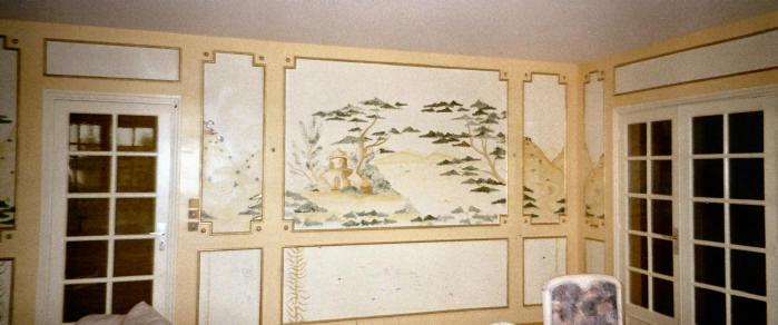 Marie laure neiveyans d coration d 39 int rieur for Decoration murale japonaise