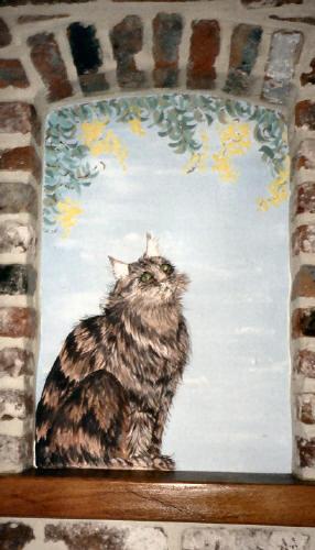 Decoration Interieur Peinture Salon : Marie laure neiveyans décoration d intérieur